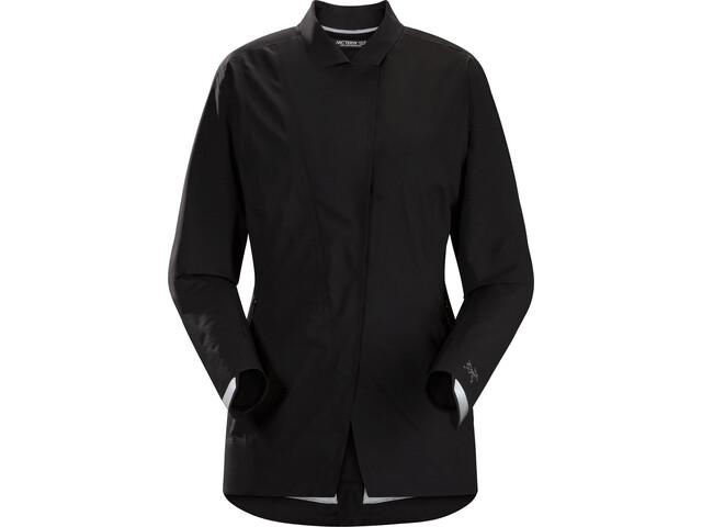 Arc'teryx A2B Hardshell Blazer Dame black
